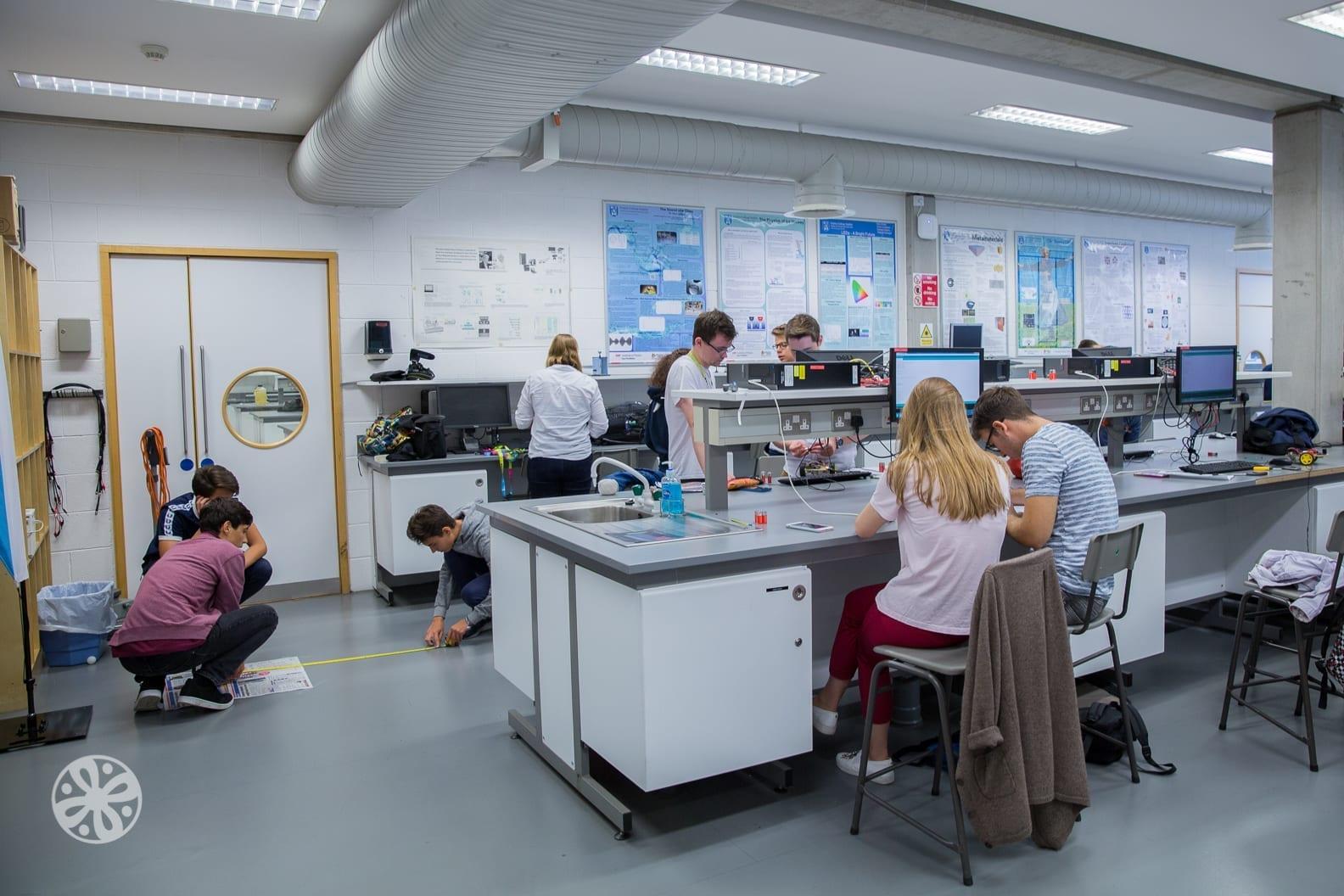 Trinity Walton STEM Programme - Emerald Cultural Institute